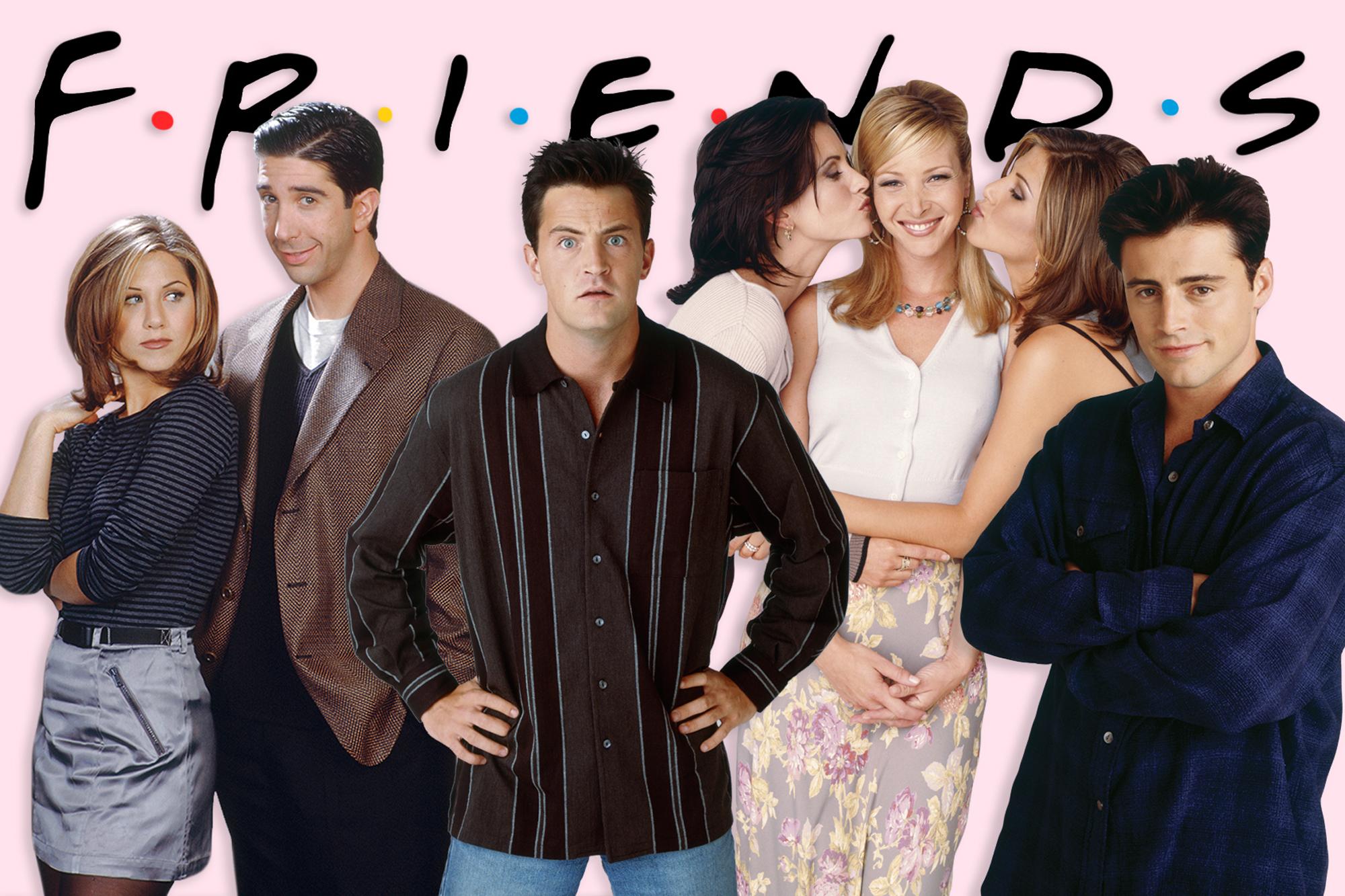 Netflix TV Shows Like Friends