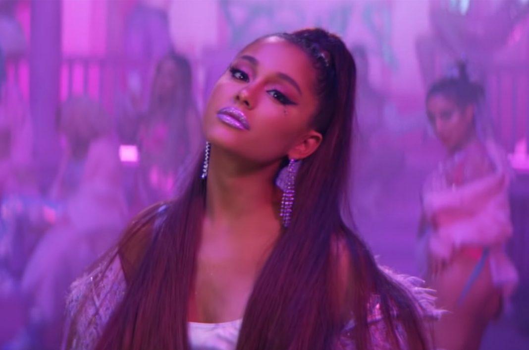 Ariana Grande Wax Statue