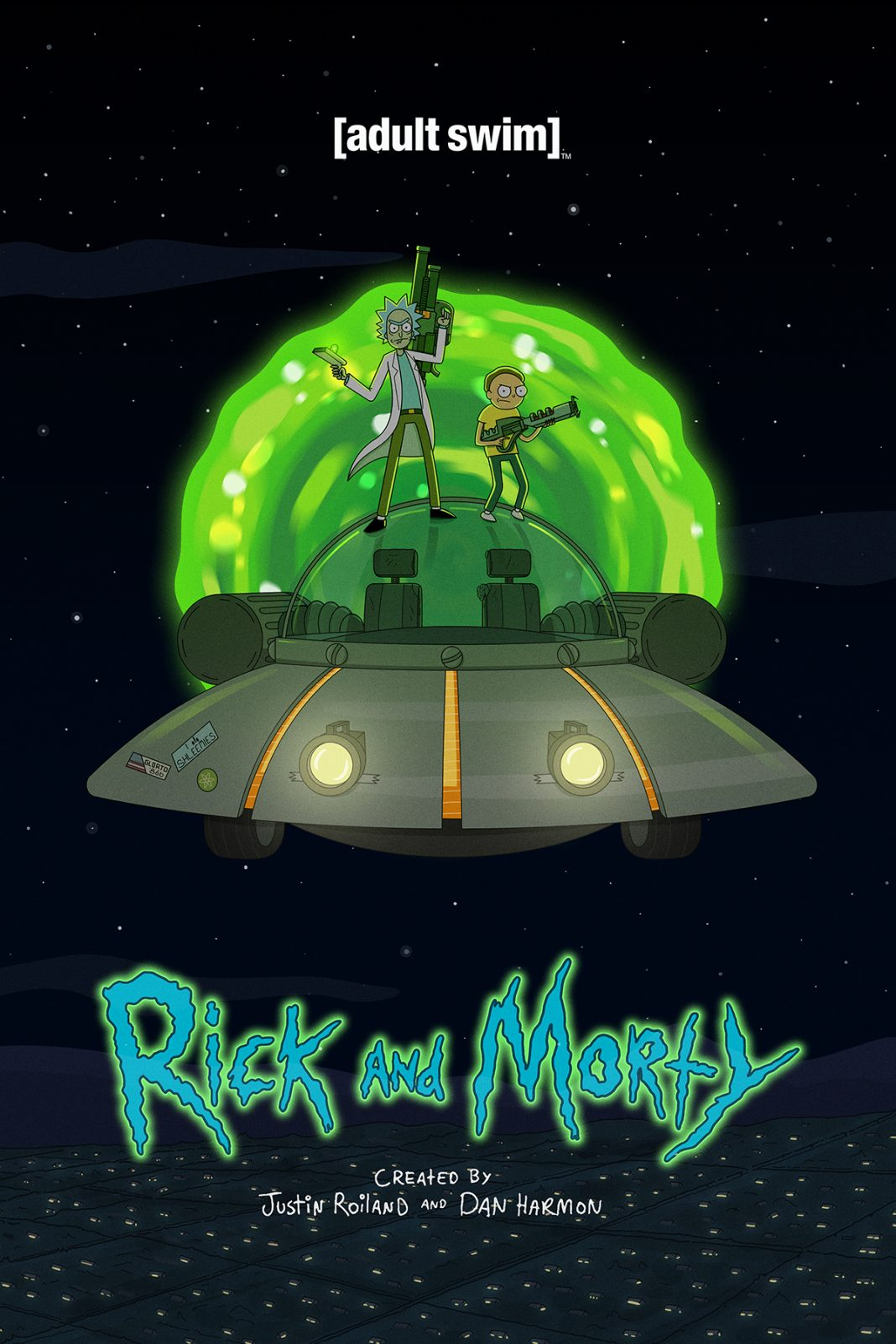 Rick & Morty Season 5