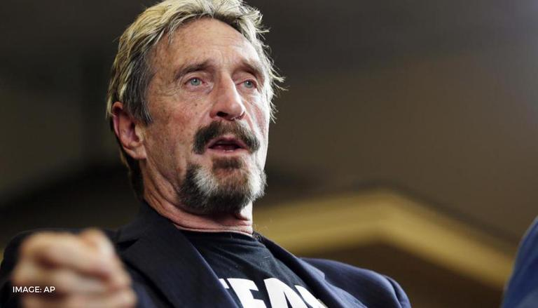 John McAfee's Cause of Death Revealed