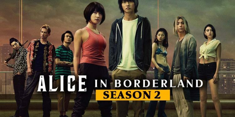 Alice in Borderland Season 2: When will the Series Return to Netflix?