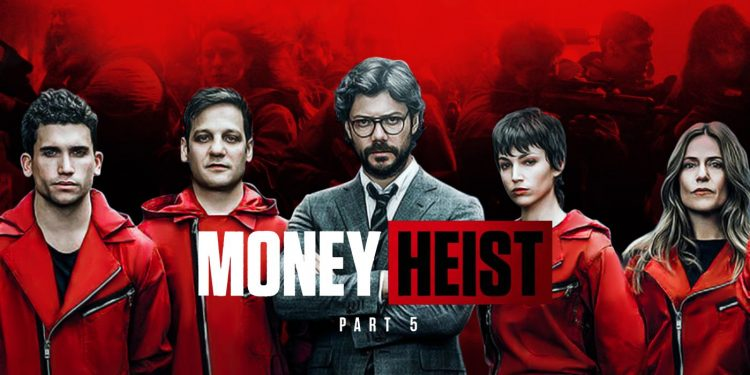 Money Heist Season 5 Expected Script & Release Date Disclosed