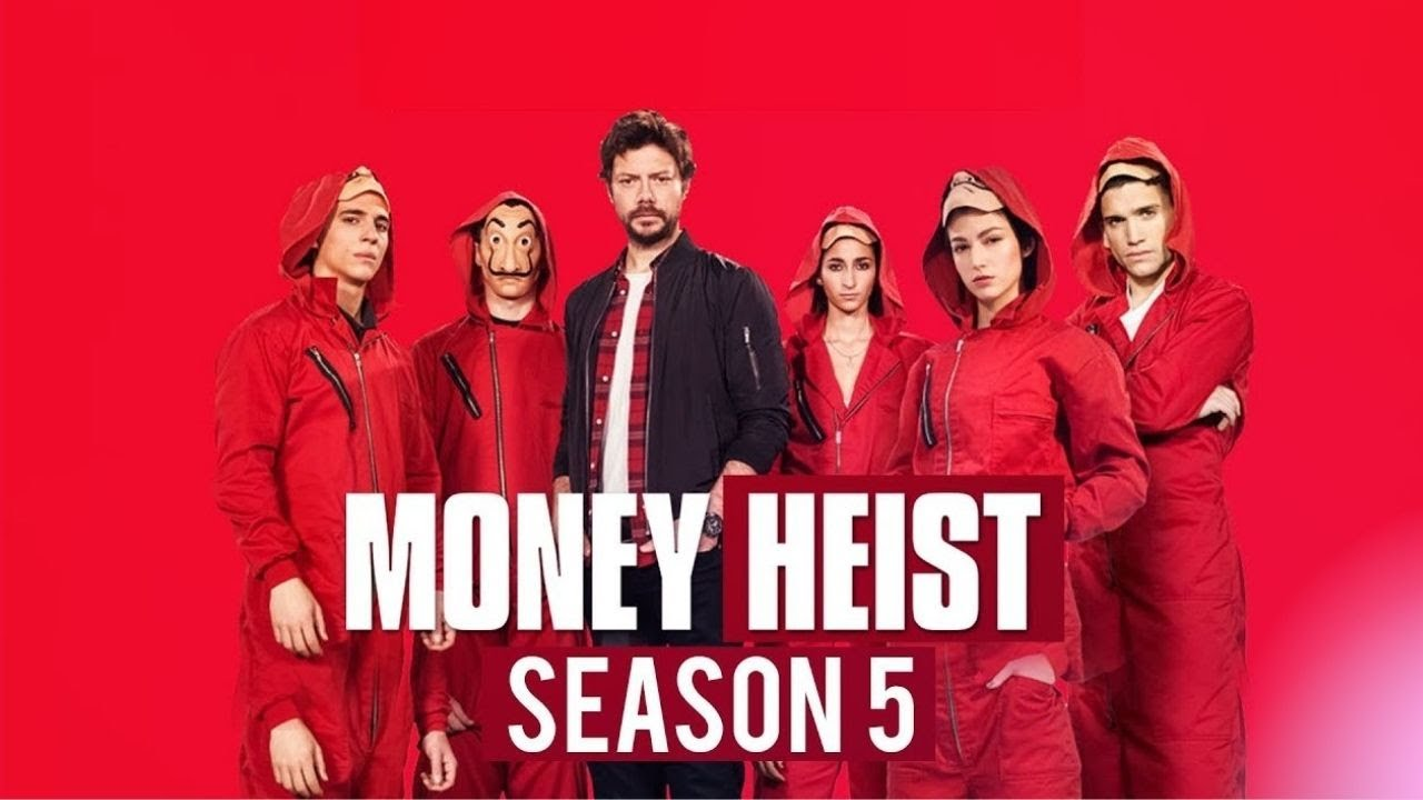 What and When to Expect Money Heist Season 5