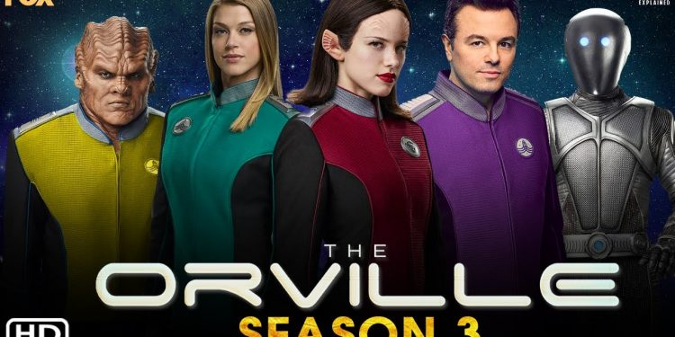 The Orville Season 3 Release Date, Plot, Cast, and Much More