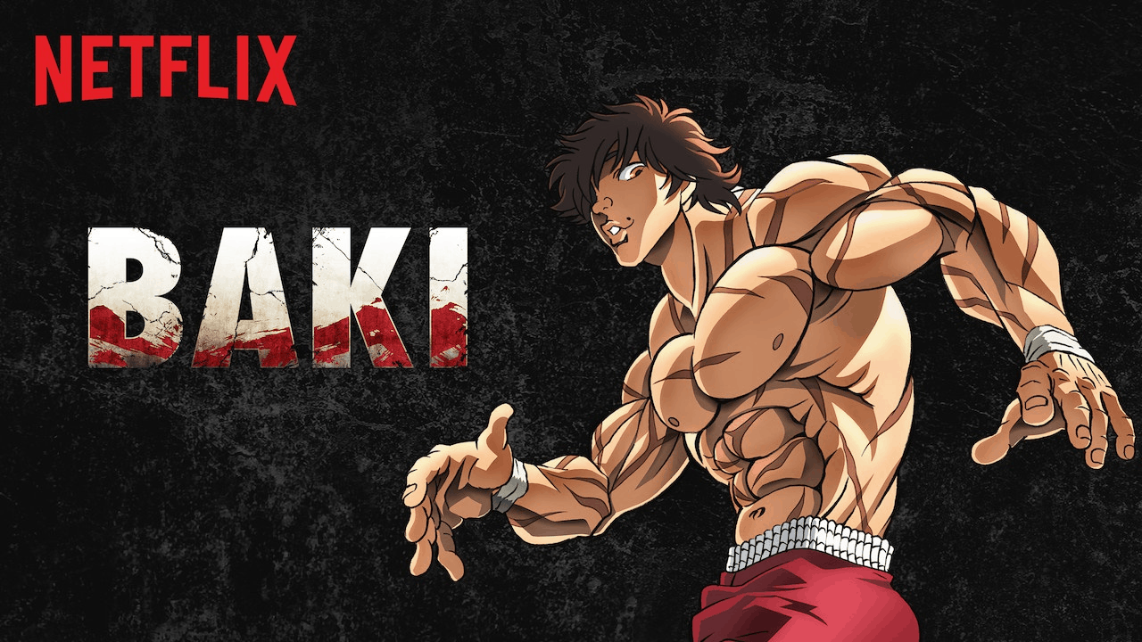 Baki Hanma Comes to Netflix in Fall 2021; 30 Year Manga Anniversary Website Also Unleashed