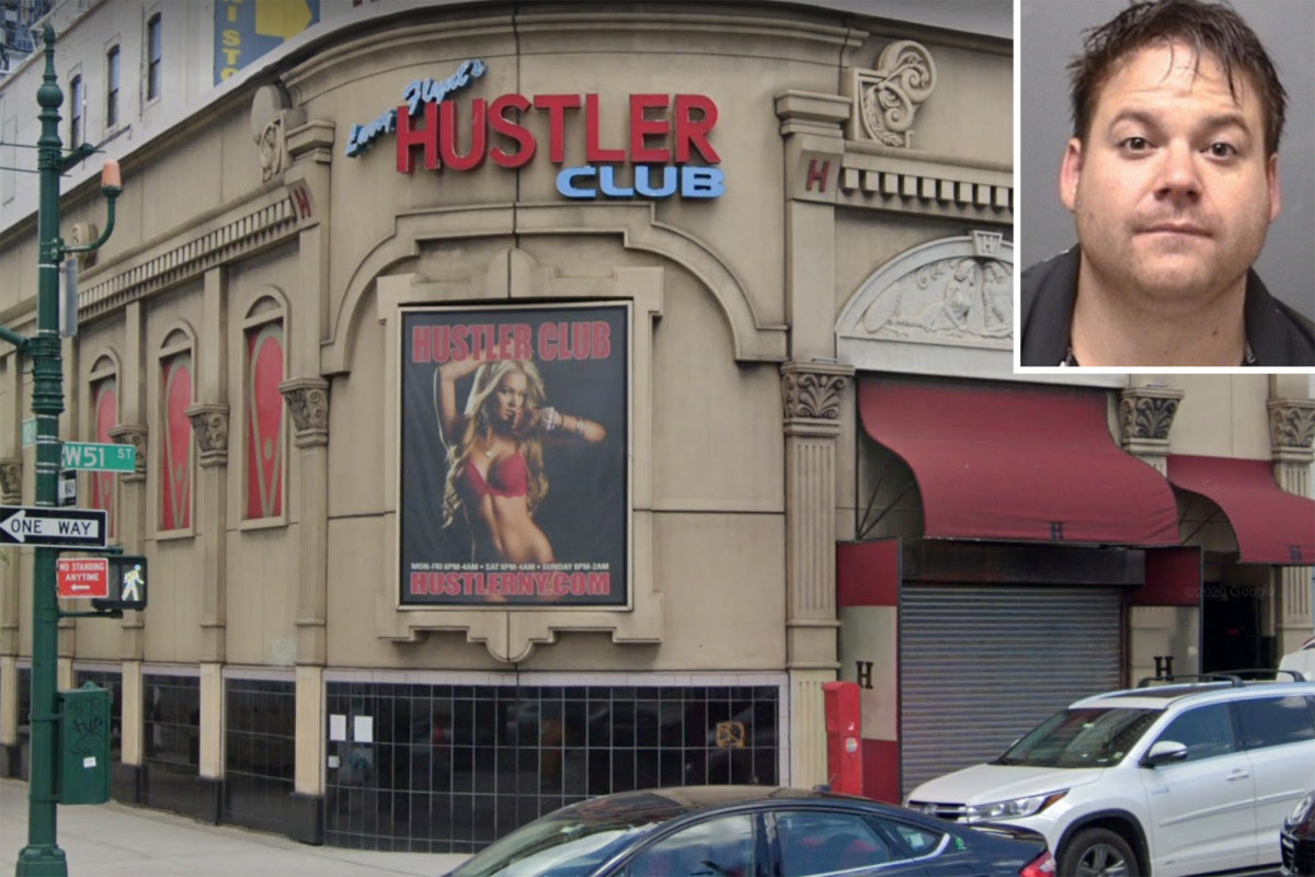 Westchester Trash Hauler Runs Bills at Strip Clubs and Restaurants, Booked for his Wrongdoings