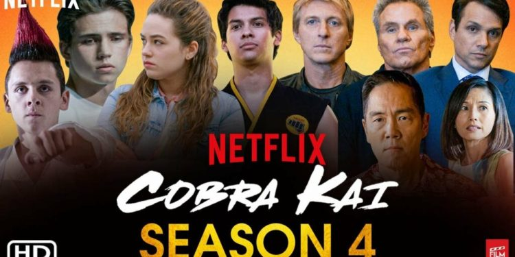Cobra Kai Season 4 Everything We Know