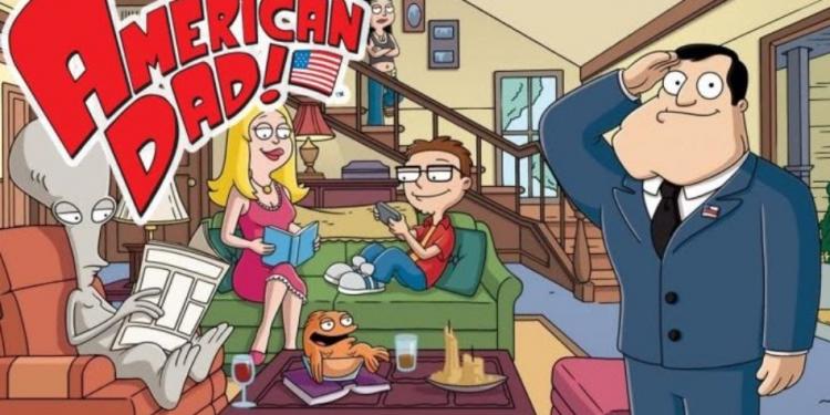 American Dad Season 16