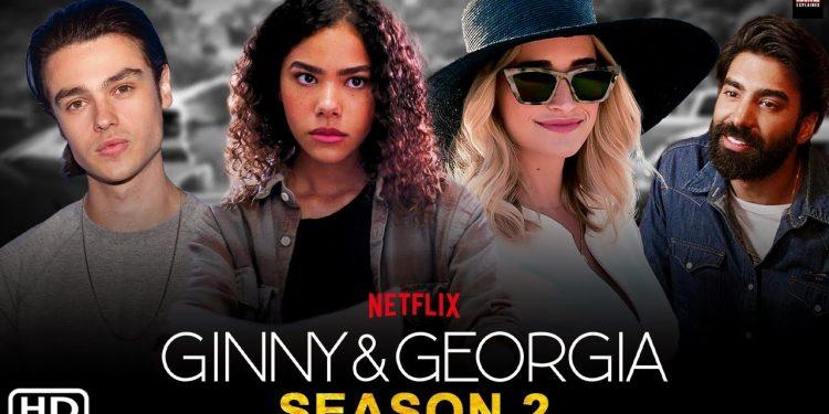 Ginny & Georgia Season 2 Release Date, Cast and Plotline