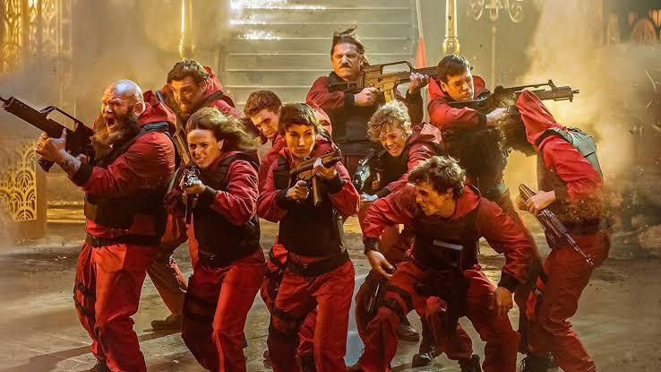 Money Heist Season 5 Release Date, Cast & Plot Line