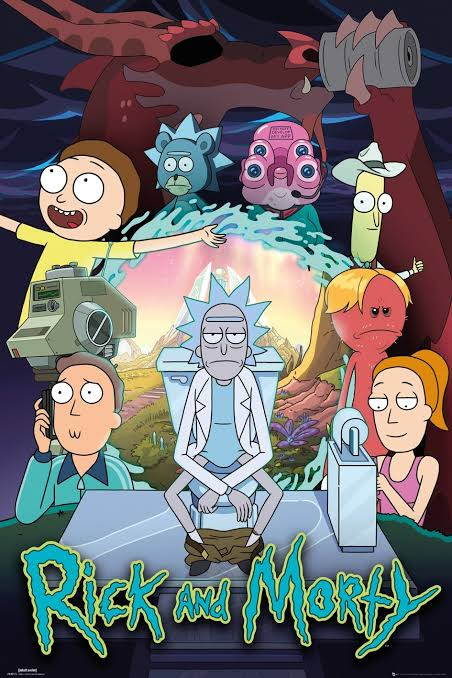 Rick & Morty Season 6