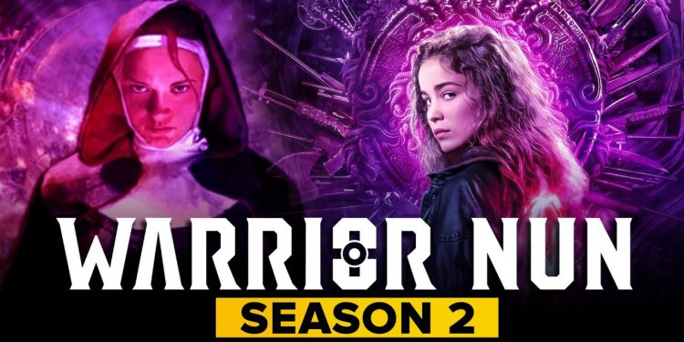 Warrior Nun Season 2: What is Ava Up to in the Upcoming Season ?