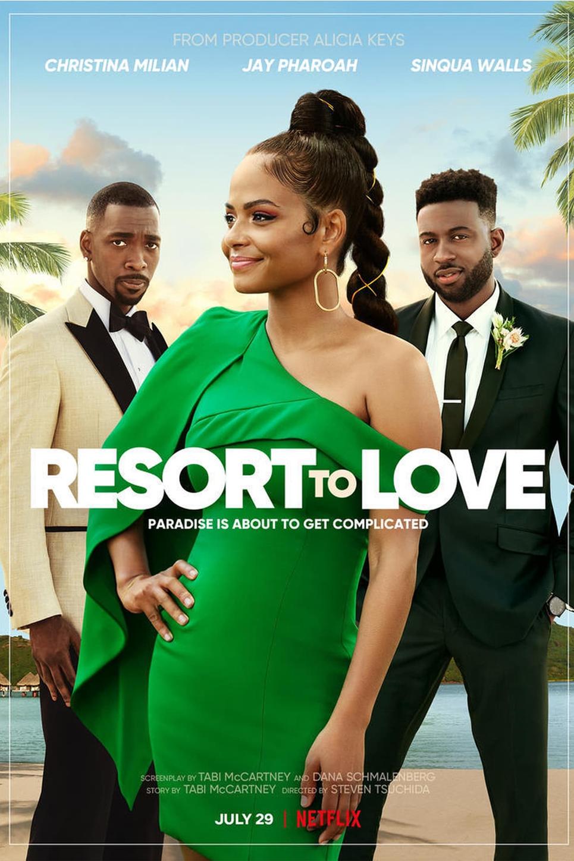 Netflix Rom-Com Resort To Love