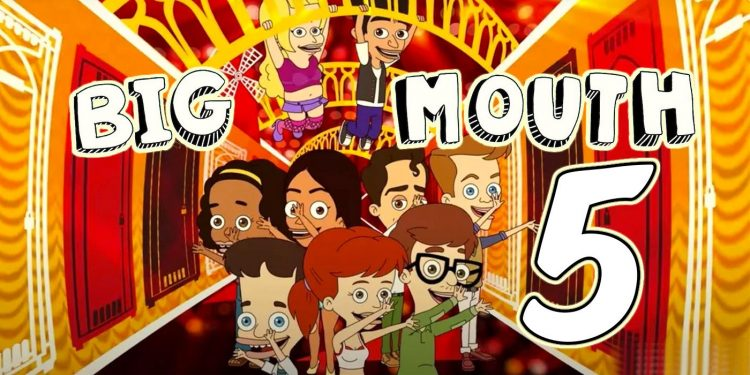 Big Mouth Season 5 Release Date, Cast, Plot, and Every Important Update Yet
