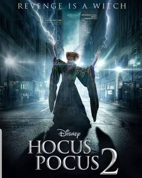 Hocus Pocus Part 2