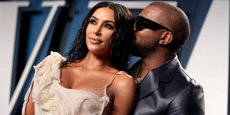 Kim Kardashian and Kanye Working on Their Relationship Privately, So Divorce Takes a Halt
