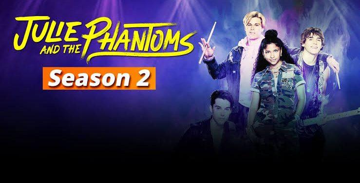 Julie and Phantoms Season 2