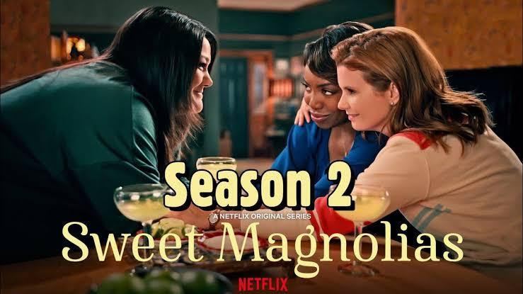 Sweet Magnolias Season 2