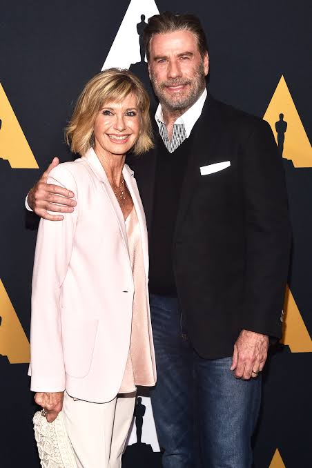 Is Olivia Newton-John and John Travolta Dating?