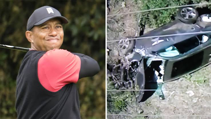 Tiger Woods Responded to the Cause of Accident, After Los Angeles County Sheriff's Report