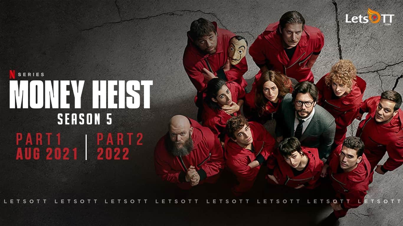 Are The Directors Penning Down Money Heist Season 5 Part 2?